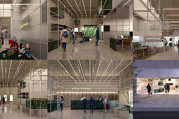 Arquiteto português vence concurso sobre a farmácia do futuro