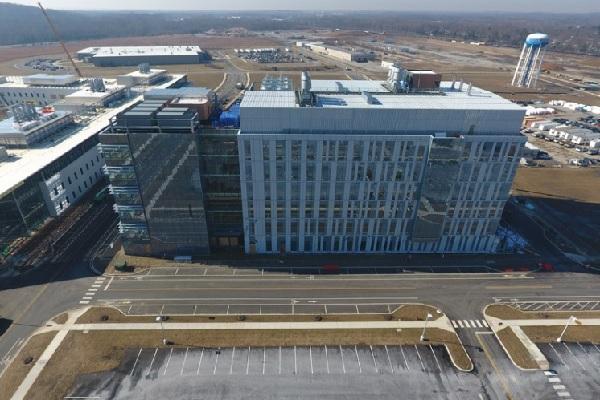 Novo Centro de Inovação Biofarmacêutica está em construção nos Estados Unidos