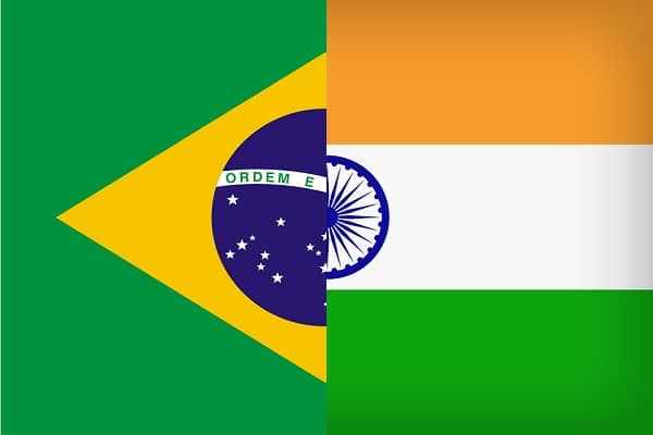 Brasil e Índia tratam de cooperação no setor farmacêutico